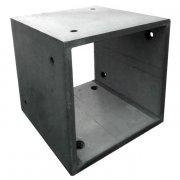 Moduł betonowy frame 40x40x40 MORGAN & MÖLLER