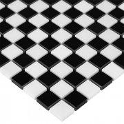 PURE B&W MIX 25 Mozaika kamienna DUNIN