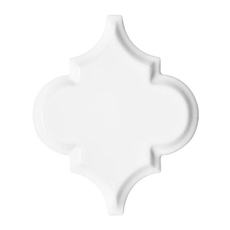 ARABESCO WHITE Płytka gresowa DUNIN