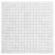PURE WHITE 15 Mozaika kamienna DUNIN