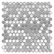 CARAT WHITE Płytka ceramiczna DUNIN