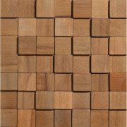 Stegu CUBE 1 WOOD COLLECTION - Panel drewniany