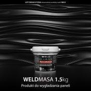 WELDMASA 1.5 KG Masa szpachlowa LOFT SYSTEM