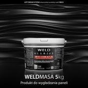 WELDMASA 5 KG Masa szpachlowa LOFT SYSTEM