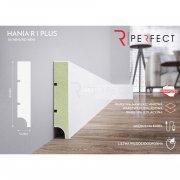 Perfect Hania R1 PLUS Listwa przypodłogowa MDF lakierowana