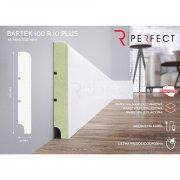 Perfect Bartek 100 R10 PLUS Listwa przypodłogowa MDF lakierowana