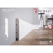 Perfect Nela 80 R10 Listwa przypodłogowa