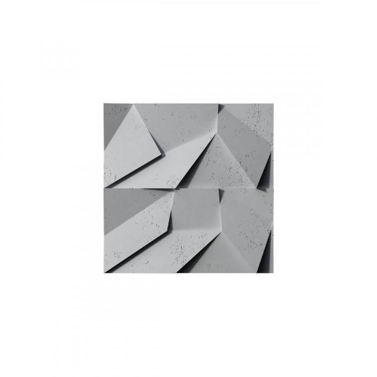 PB 06 Origami - Betonowy panel dekoracyjny 3D VHCT