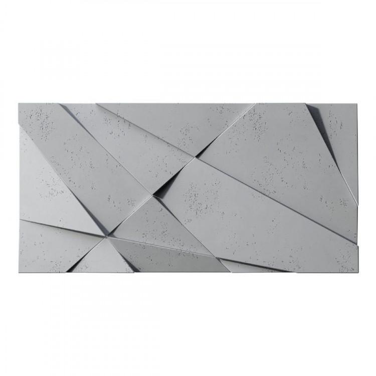 PB 05 Kryształ - Betonowy panel dekoracyjny 3D VHCT
