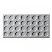PB 28 Grid - Betonowy panel dekoracyjny 3D VHCT