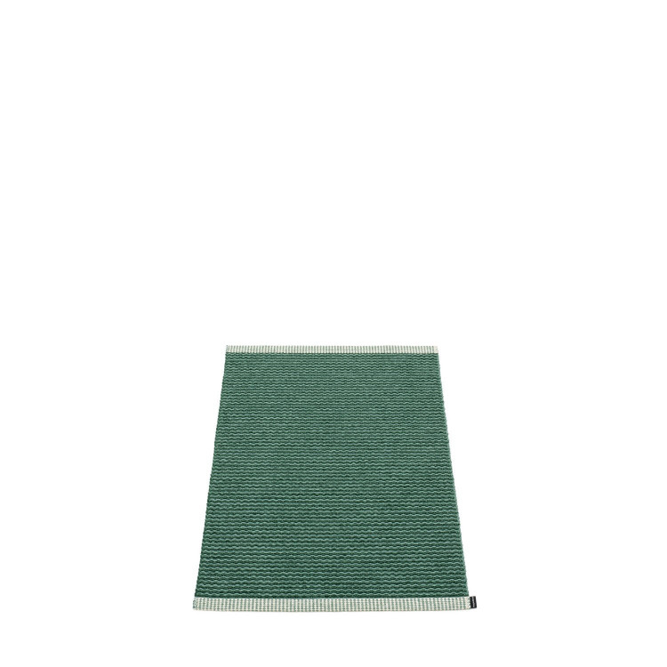 Mono Dark Green chodnik Pappelina