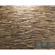 Alias Wooden Wall Design Panel drewniany Antique