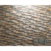 Bravo Wooden Wall Design Panel drewniany Antique