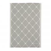 Rex Warm grey ręcznik kuchenny Pappelina