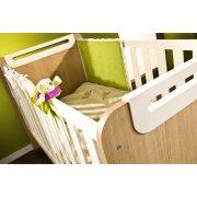 Dodatki tapicerowane do łóżka dziecięcego FIRST Timoore