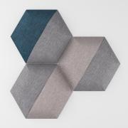 Hexagon połowa 200 mm Classic Dappi