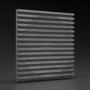 RAXER Moon Stone panel ścienny 3D ZICARO