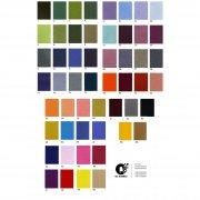 Obubble Próbki kolorów.