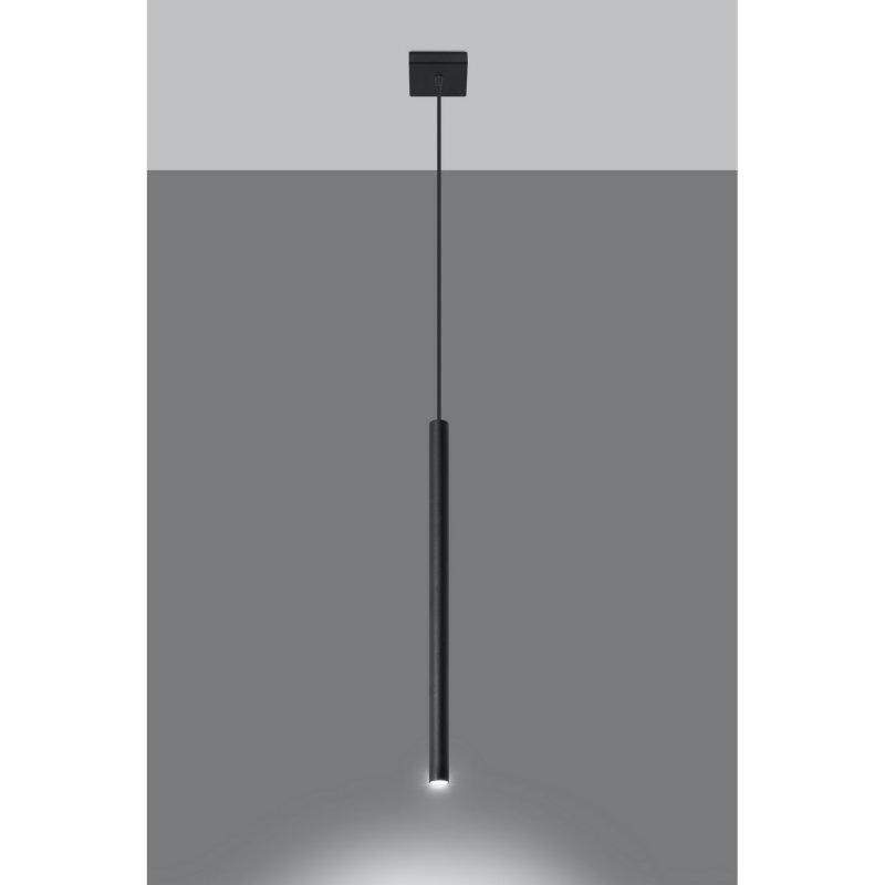cienkie wiszące lampy