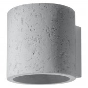 Orbis Sollux Lighting Kinkiet Beton