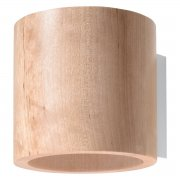 Orbis Sollux Lighting Kinkiet Drewno