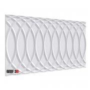 MDF3D 043 Panel ścienny 3D