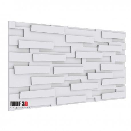 MDF3D 085 Panel ścienny 3D