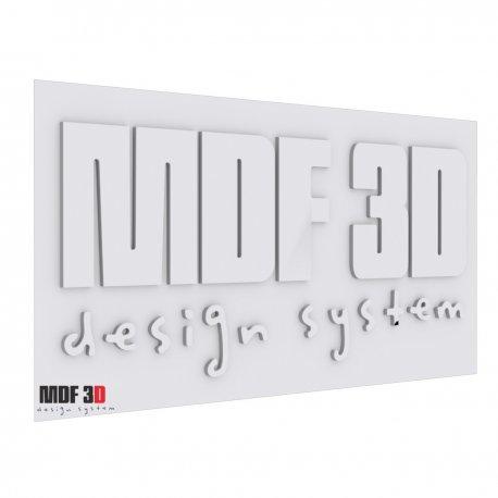 MDF3D 086 Panel ścienny 3D