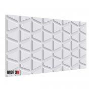 MDF3D 028 Panel ścienny 3D