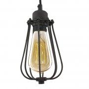 Kopenhagen Loft Dark Rusty Altavola Design Lampa wisząca