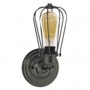 Kopenhagen Loft Steel Grey Altavola Design Lampa ścienna