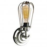 Kopenhagen Loft Chrom Altavola Design Lampa ścienna