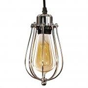 Kopenhagen Loft Chrom Altavola Design Lampa wisząca