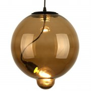 Modern Glass Bubble Coffee Altavola Design Lampa wisząca
