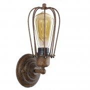 Kopenhagen Loft Rusty Altavola Design Lampa ścienna