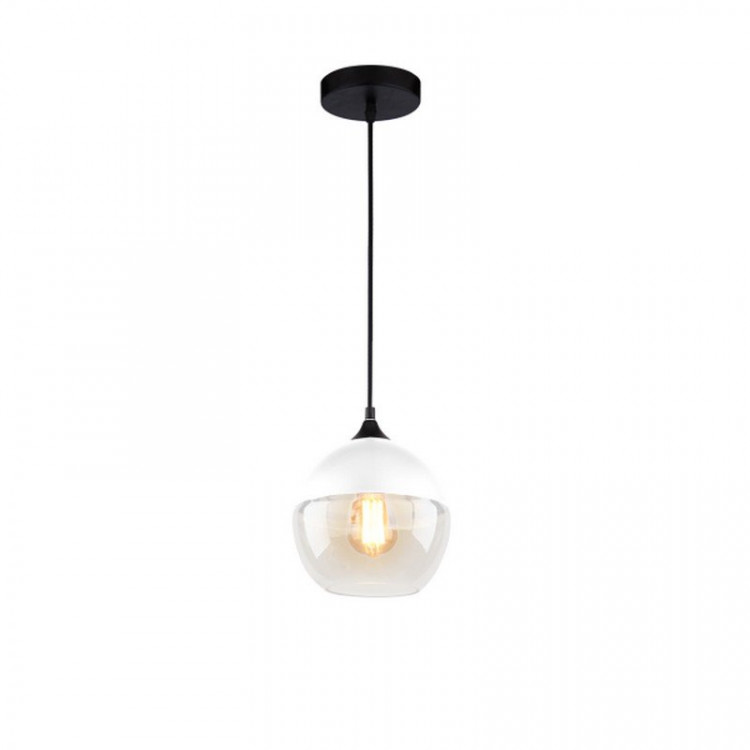 Manhattan Chic No.1 White Clear Altavola Design Lampa wisząca