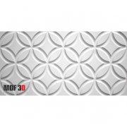 MDF3D 022 Panel ścienny 3D