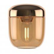 Lampa Umage (Vita Copenhagen) ACORN Amber brass