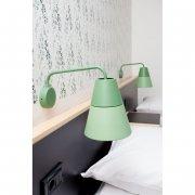 Lampa Kinkiet Zielona ILI ILI WALL Grupa Products
