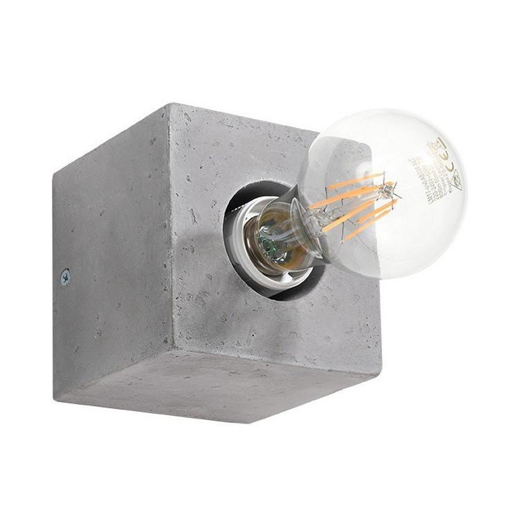 Abel Sollux Lighting Kinkiet betonowy
