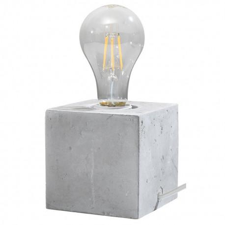Abel Sollux Lighting Lampa Biurkowa betonowa
