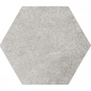 HEXATILE CEMENT Grey 17,5x20 cm Płytka gresowa EQUIPE