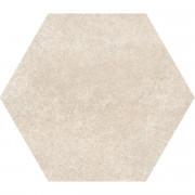 HEXATILE CEMENT Sand 17,5x20 cm Płytka gresowa EQUIPE