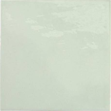 VILLAGE Mint 13,2x13,2 cm Płytka glazurowa EQUIPE