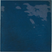 VILLAGE Royal blue 13,2x13,2 cm Płytka glazurowa EQUIPE