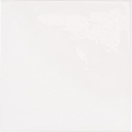 VILLAGE White 13,2x13,2 cm Płytka glazurowa EQUIPE
