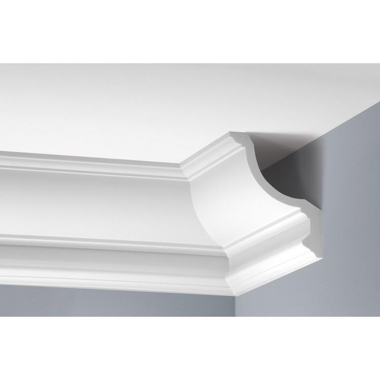 Creativa LGG-18 listwa sufitowa gładka 15,4 cm