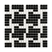 PURE B&W STAR 15 Mozaika kamienna DUNIN