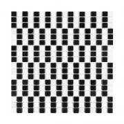PURE B&W DOMINO 15 Mozaika kamienna DUNIN