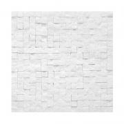CRYSTAL WHITE ROCK 18 Mozaika kamienna DUNIN